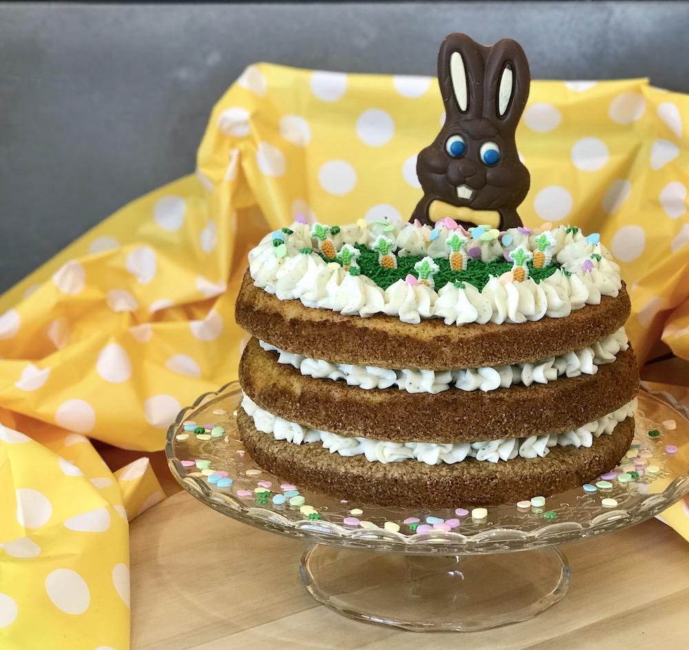 gâteau de pâques5