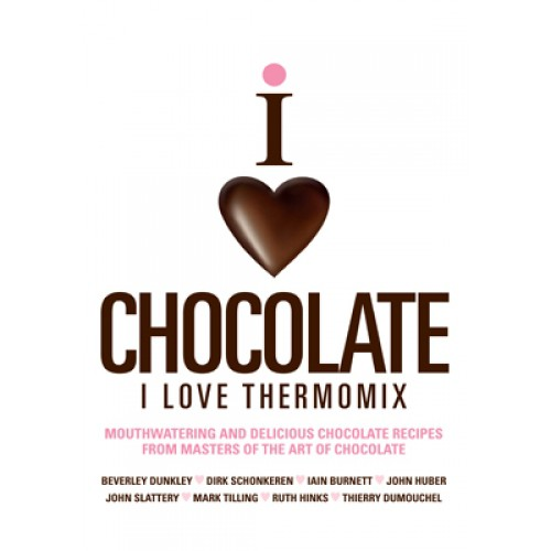 I Love Chocolate, I Love Thermomix