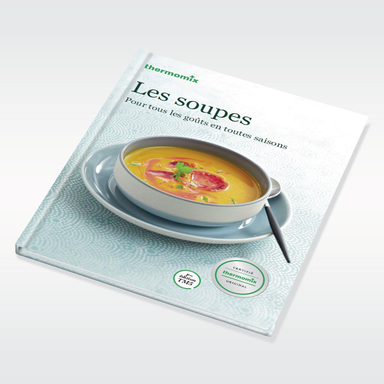 Les Soupes Tm5 Livre