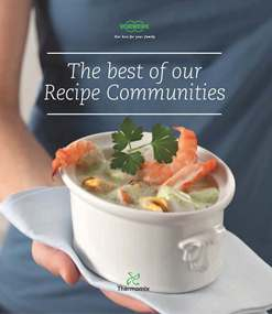 The Best of our Recipe Community (Varoma IV)
