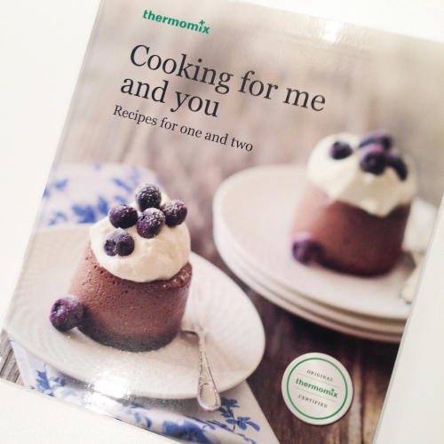 Cooking for Me and You – Livre