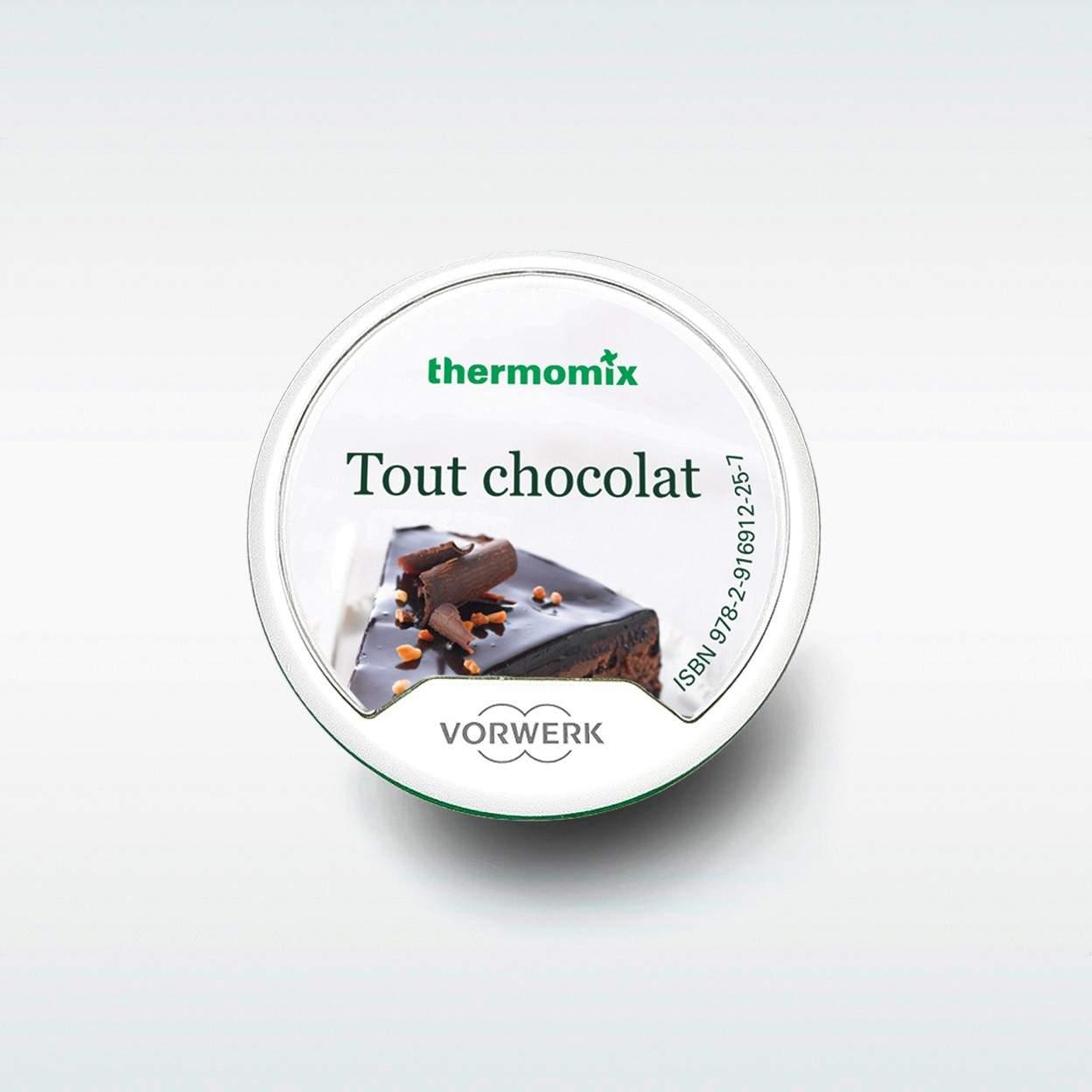 Tout Chocolat – Clé recettes