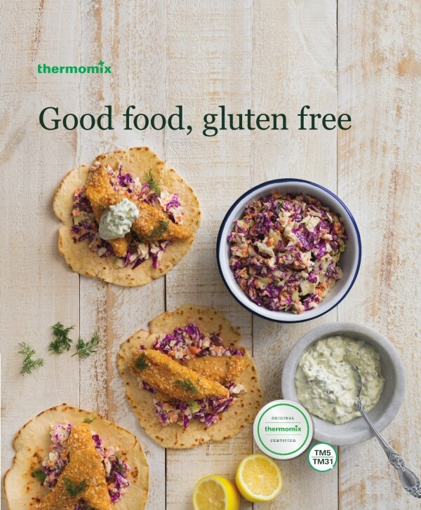Good Food, Gluten Free – Livre