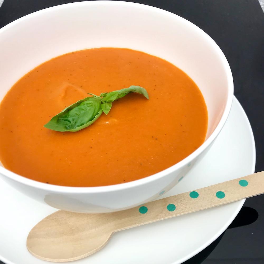 Crème de tomate express