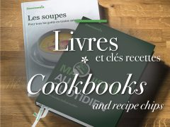 Cookbooks and Recipe Chips
